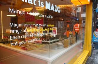 Madd Mango Cafe