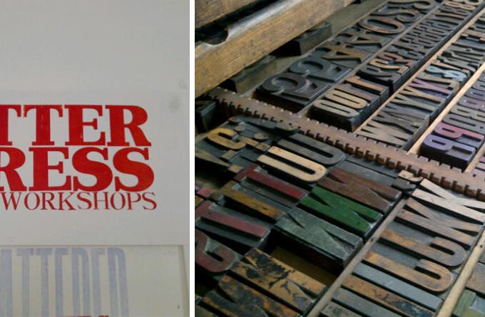 letterpress hero