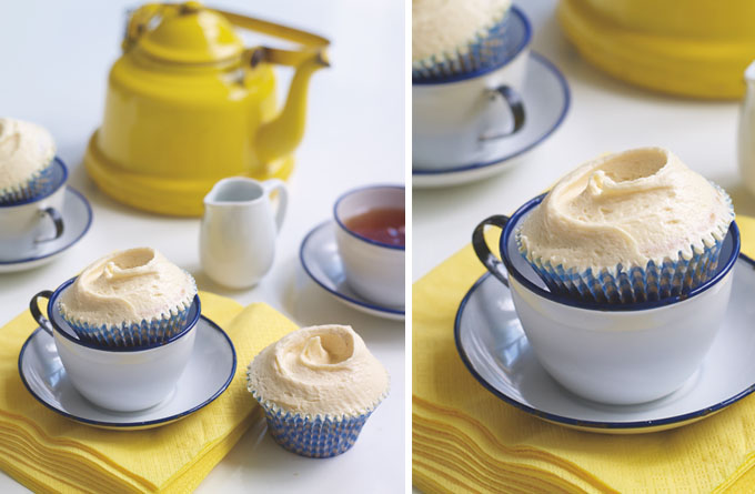 hummingbird earl grey cupcake hero