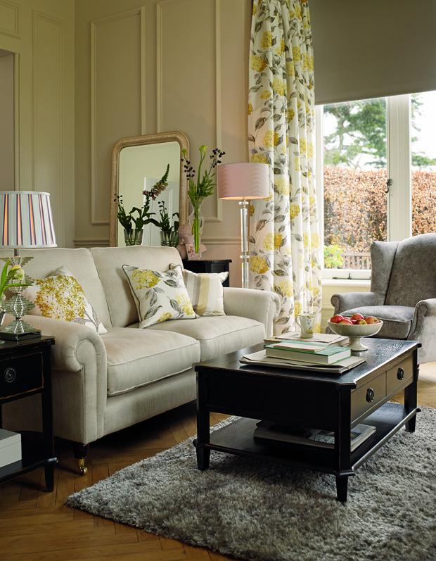 Heavenly hydrangeas laura ashley blog for Salon laura ashley