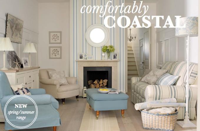 Comfortably Coastal Laura Ashley Blog