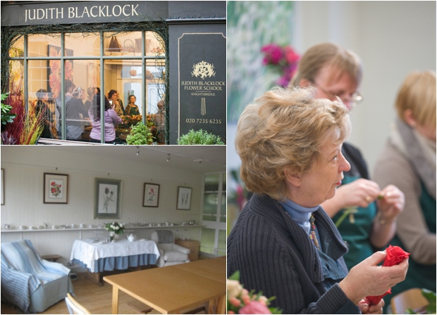 Judith Blacklock Flower School