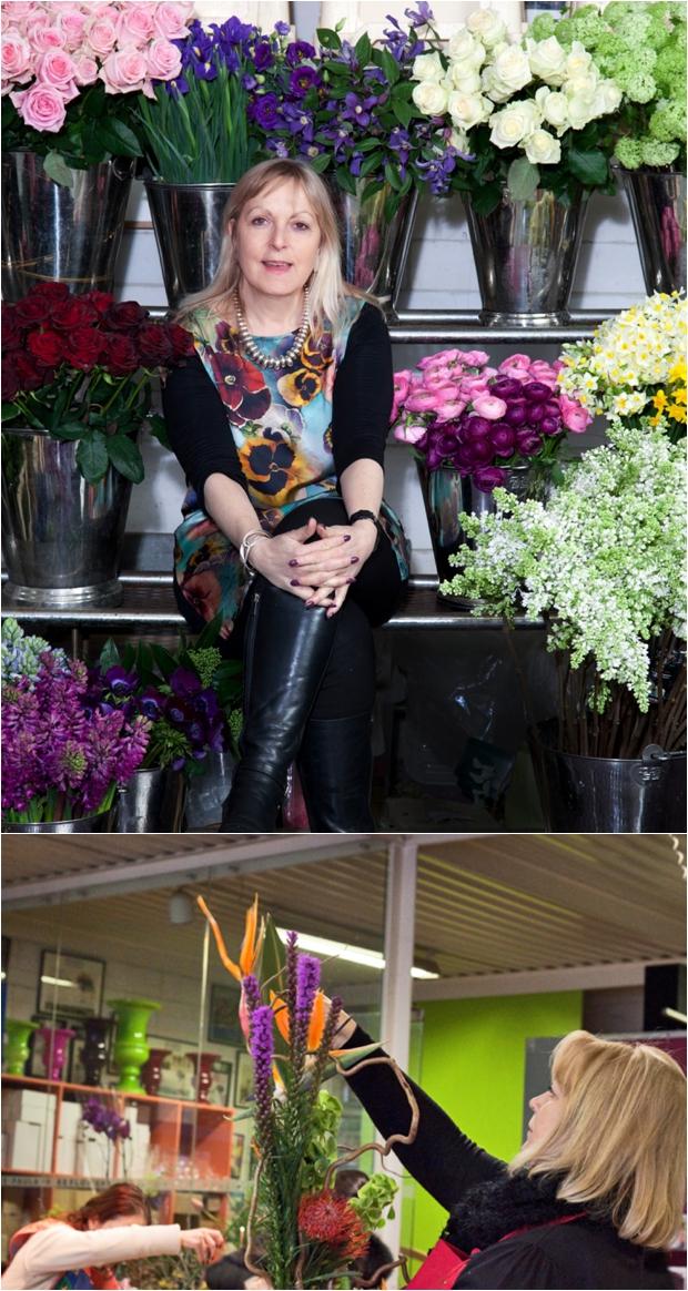 Paula Pryke Flower School