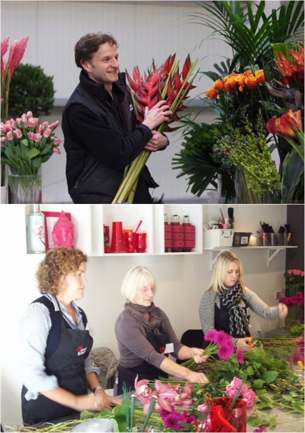 Mood Flowers Flower School