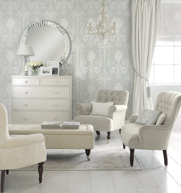 INSPIRATION: GREAT GATSBY DÉCOR / Laura Ashley