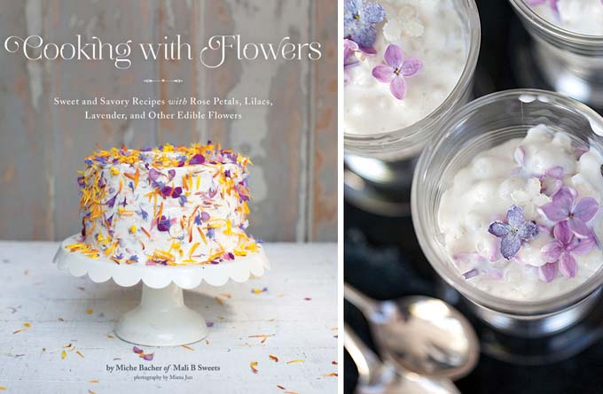 Cooking with flowers hero