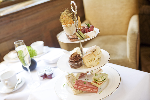 Jazz and afternoon tea the cadogan