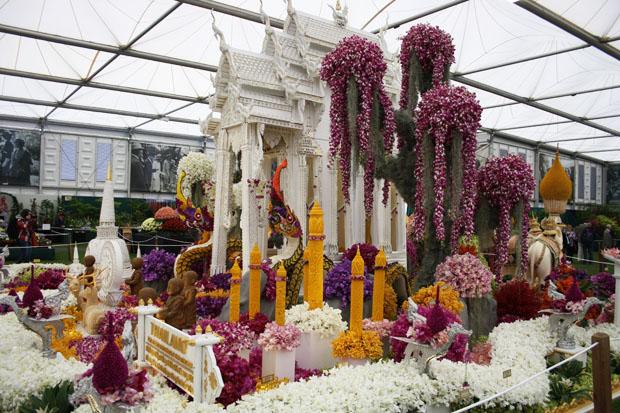 Thailand garden
