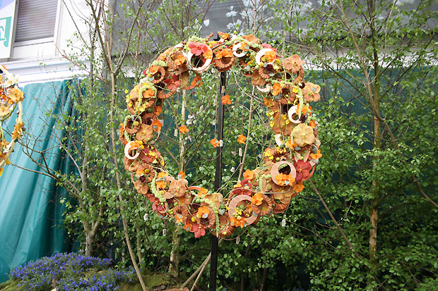 circle chelsea flower show