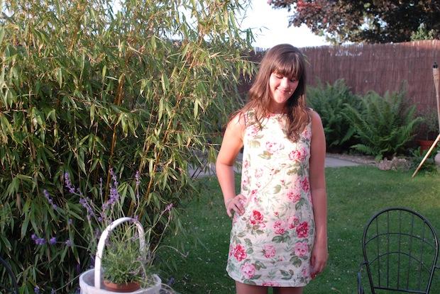 HANNAH LAURA ASHLEY DRESS 2