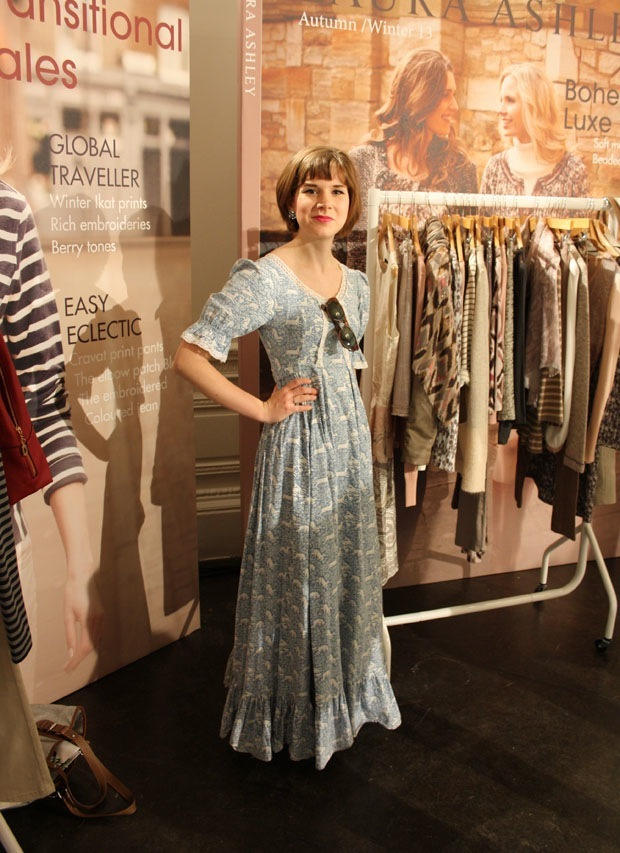 Naomi S Guide To Buying Vintage Laura Ashley Laura Ashley