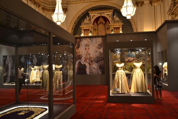 The Queens Coronation Queen Elizabeth 1 Artifacts