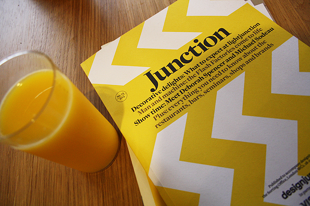 DESIGN JUNCTION 12