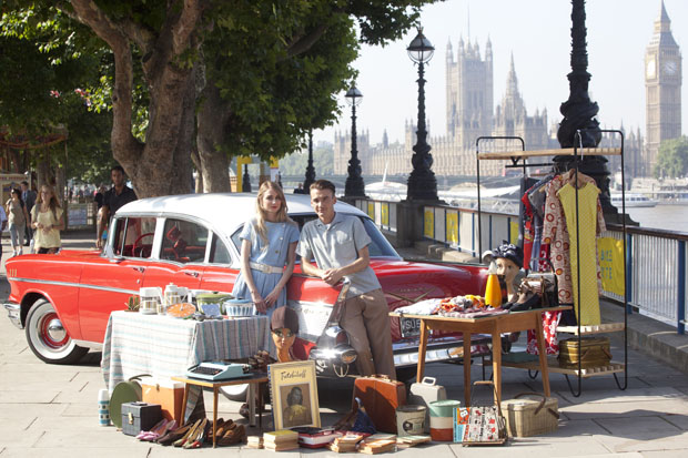 08. Southbank Centre & Vintage Festival present The Classic Car Boot Sale (Credit Belinda Lawley)