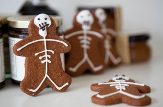 Gail's kitchen skeleton recipe