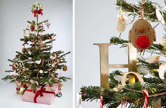 CHRISTMAS TREE HERO - Christmas Tree Inspiration - Laura Ashley Blog