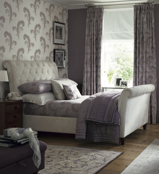 Martin 39 s 39 flamboyant 39 home extension laura ashley blog for Bedroom ideas laura ashley
