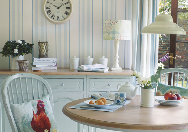 MAKE THE MOST OF A DINKY DINING AREA Laura Ashley Blog : light from blog.lauraashley.com size 620 x 435 jpeg 239kB
