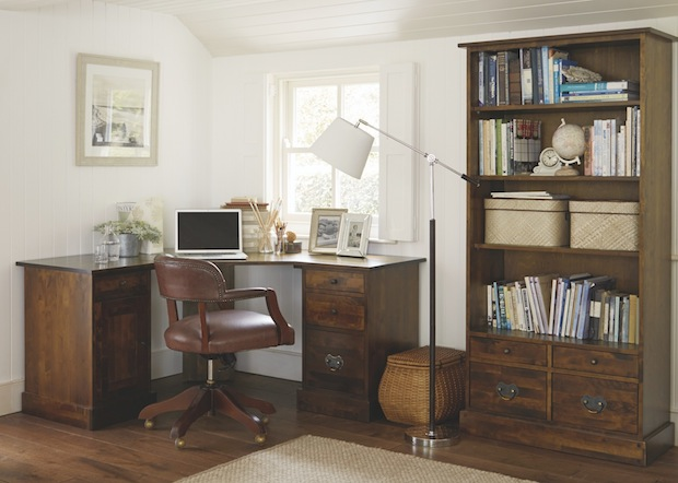 How to make the most of a small living space laura ashley blog - Laura ashley office chair ...
