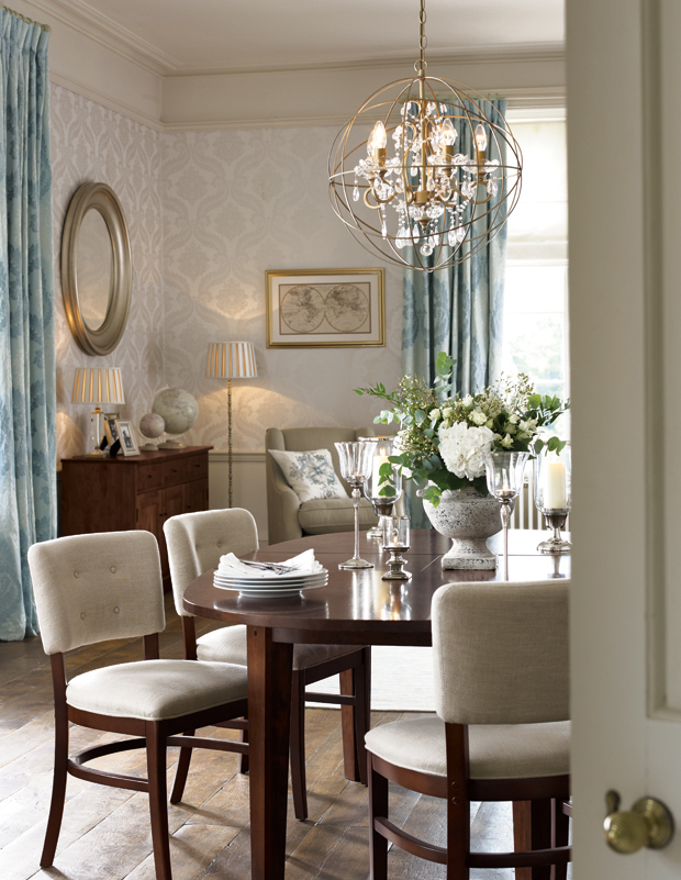 Laura Ashley Dining Room Table