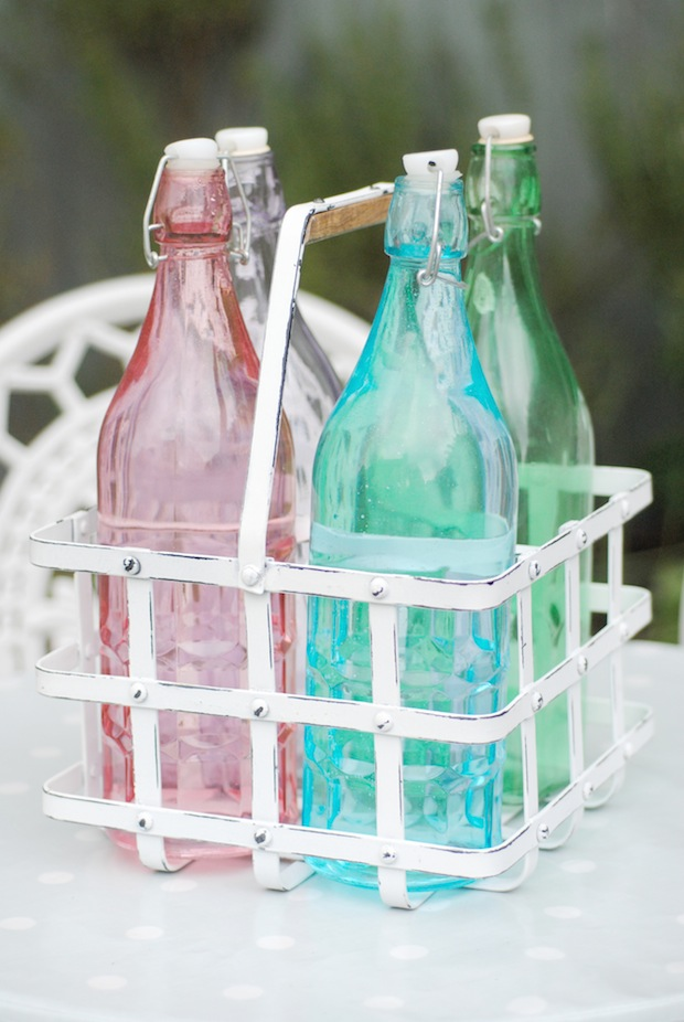 Laura Ashley bottle holder