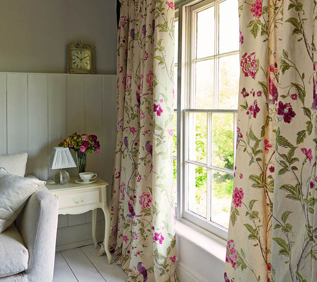 How to dress your windows - The Laura Ashley Blog