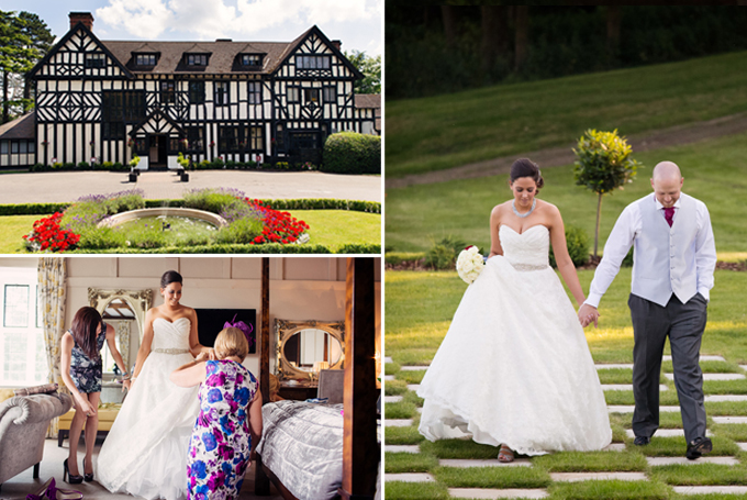 New Bride Emma Shares Her Special Day At The Manor Hotel Read More