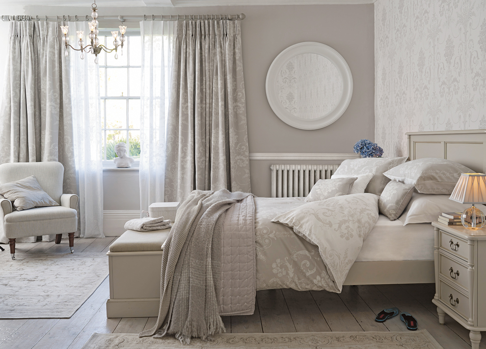 Short window long curtains - What Makes A House A Home Laura Ashley Blog