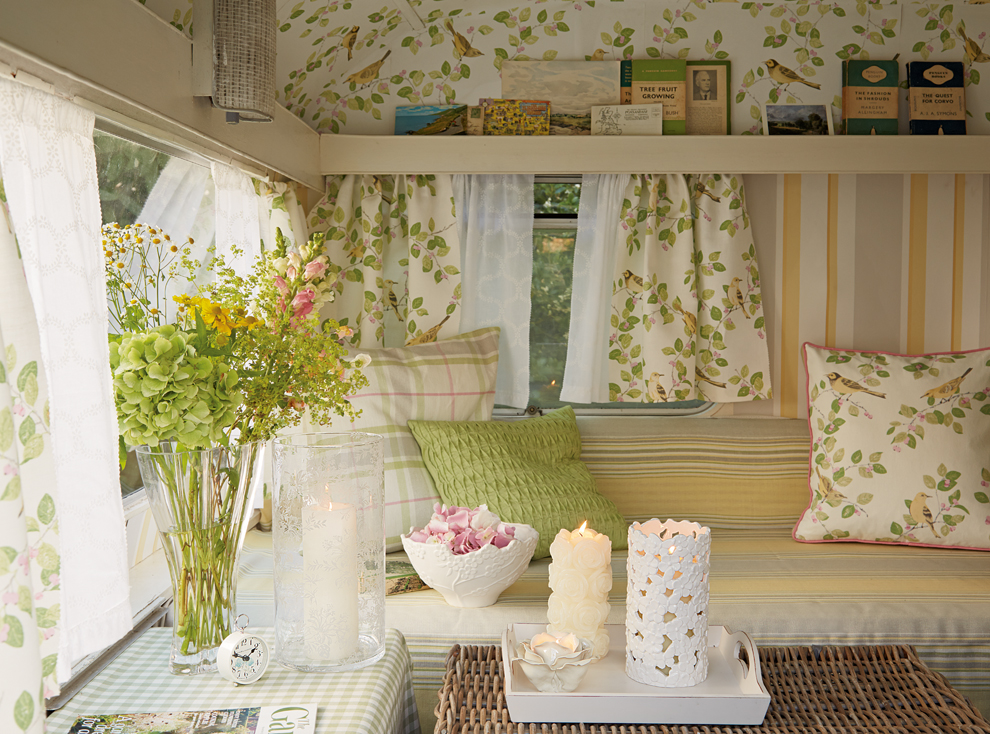 Caravan Renovation The Laura Ashley Blog