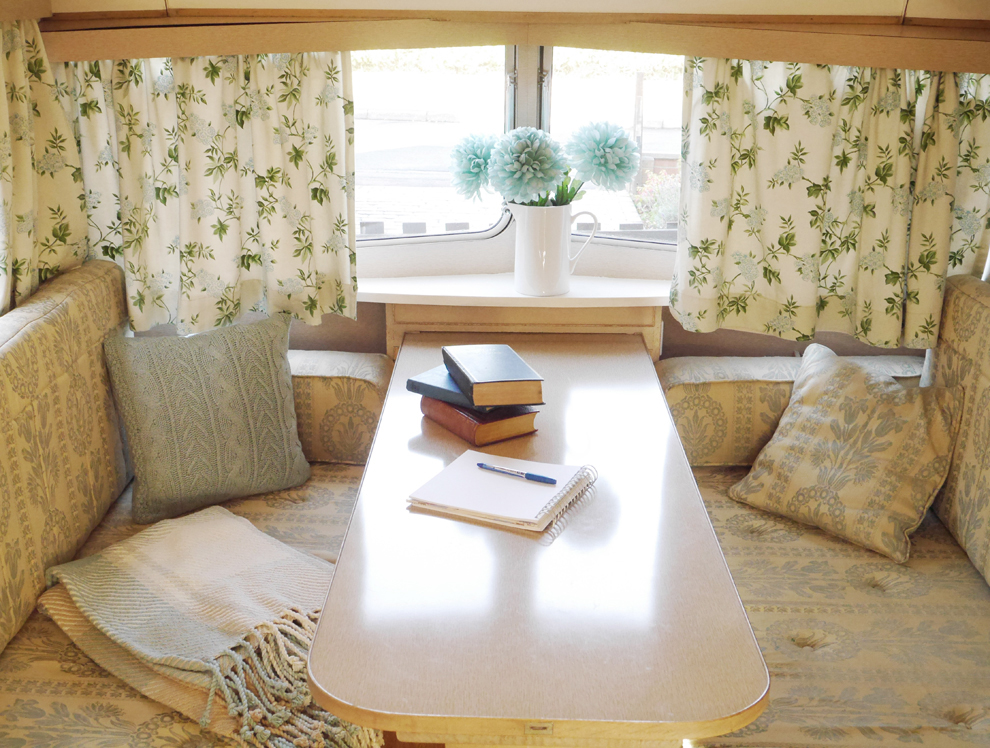 Caravan Makeover The Laura Ashley Blog