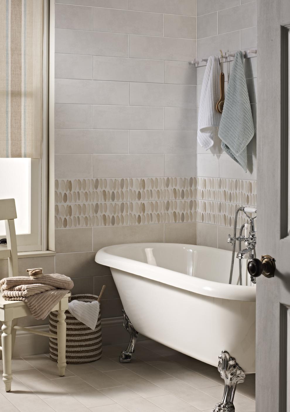Simple Wintergarden Tiles By Laura Ashley  Bathroom Tiles  Bathroom Design