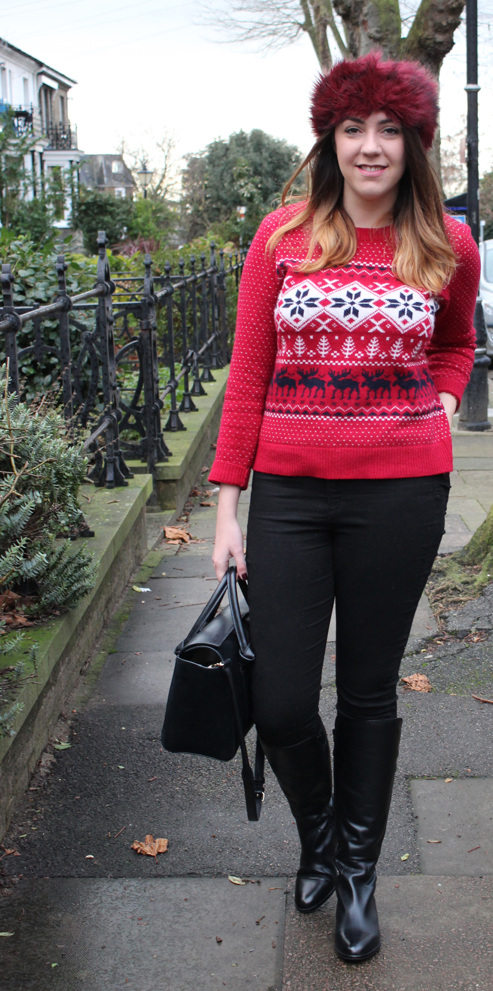 4 Bloggers 4 Christmas Jumpers The Laura Ashley Blog