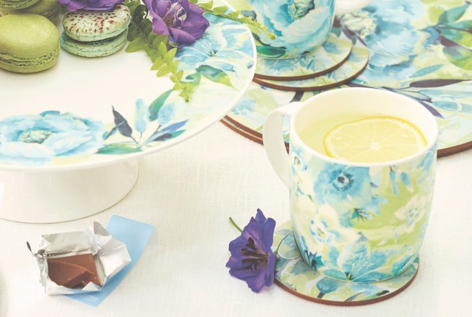 TEA FOR ONE: HERBAL TEAS