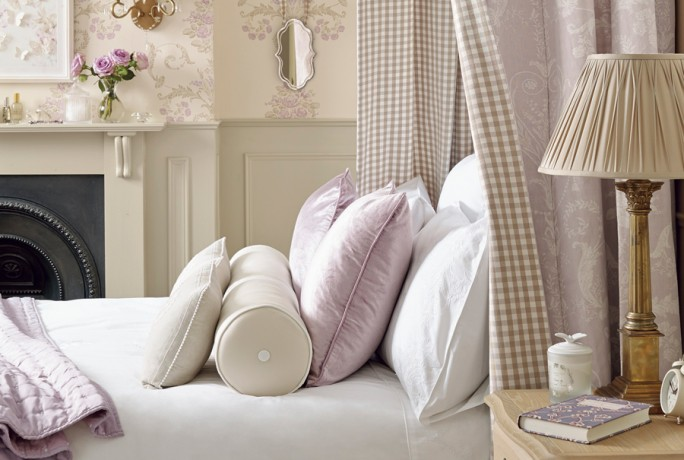 How to make your bedroom look glamourous - Laura Ashley Blog