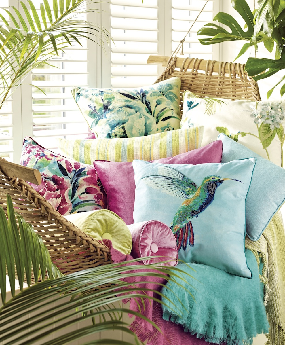 Spring summer 2015 interior trends laura ashley blog for Home decor 2015 trends
