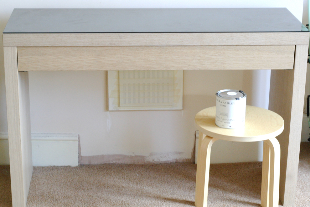 Laura Ashley Furniture Paint - Blogger Challenge