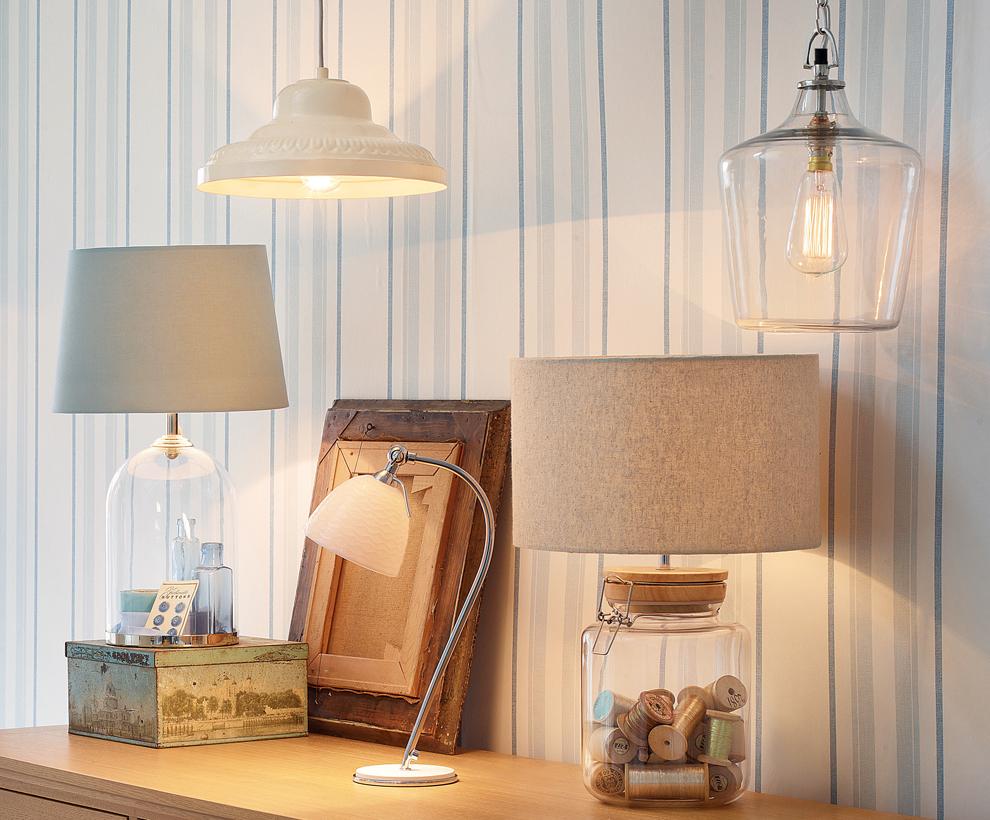 laura ashley whitley lamp three ways. Black Bedroom Furniture Sets. Home Design Ideas