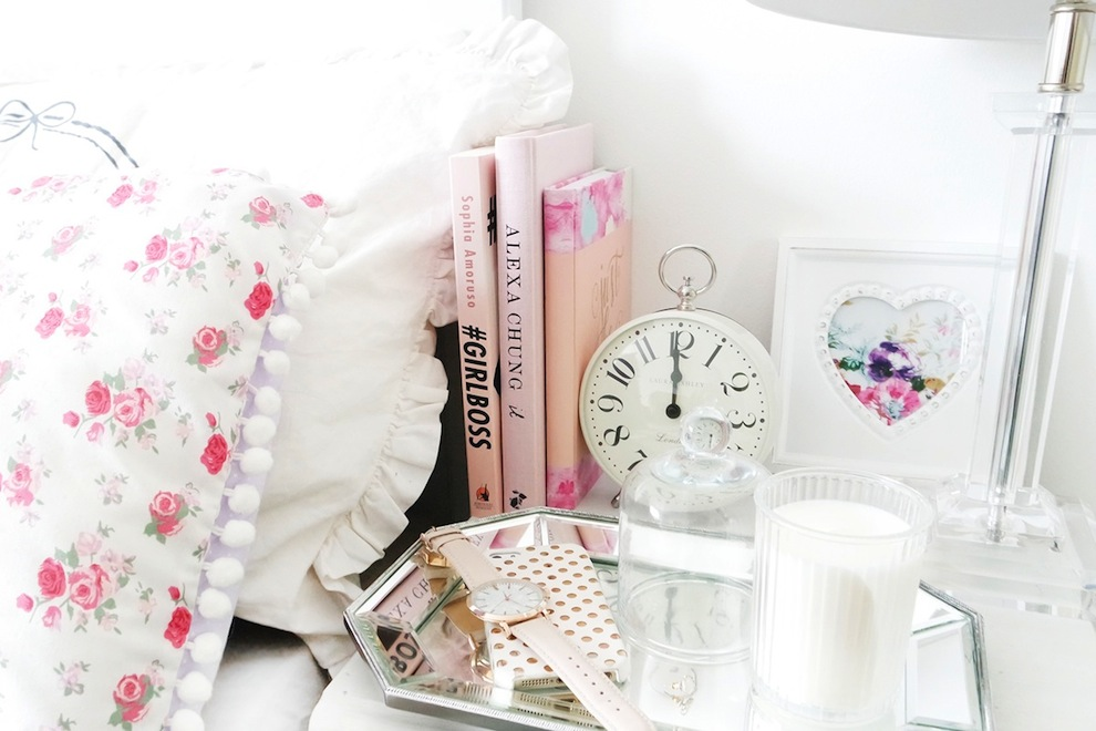 Interior Guide How To Style A Bedside Table