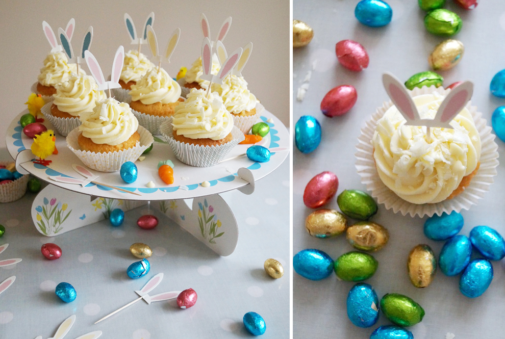 What Jessica Baked Next Easter Cupcakes