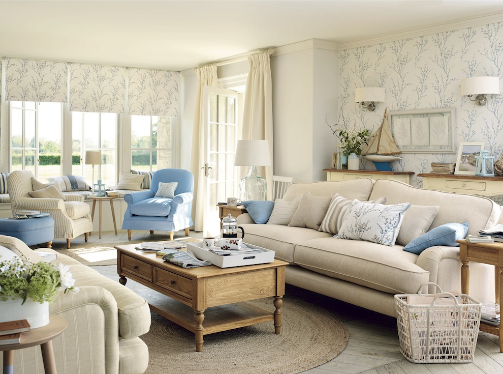 4 Ways To Wake Up Your Walls The Laura Ashley Blog