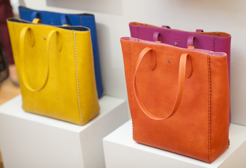 In Colour Popping Brights These Pers Really Caught Our Eye That S Not To Mention The Classically Shaped Handbags A