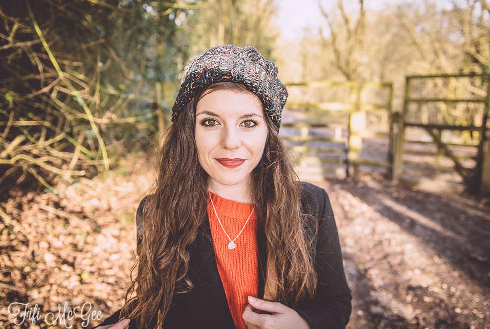 Fifi McGee July Blogger Crush