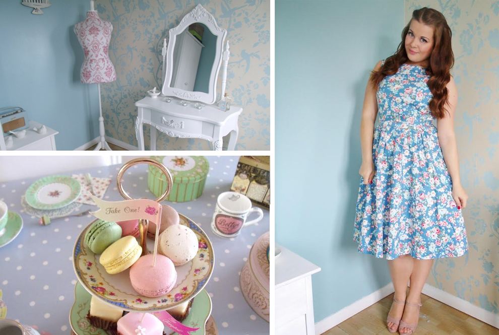 Victoria's Vintage August Blogger Crush