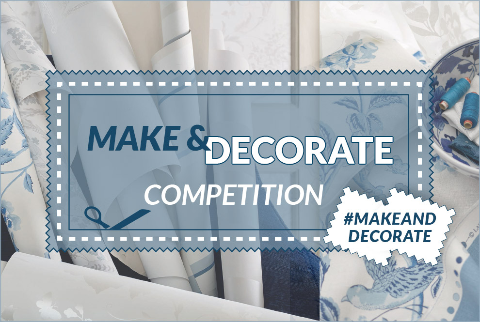 Make & Decorate Competition