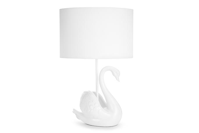 swanlamp