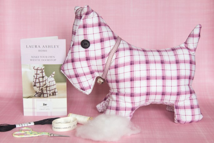 Laura Ashley Make Your Own Westie