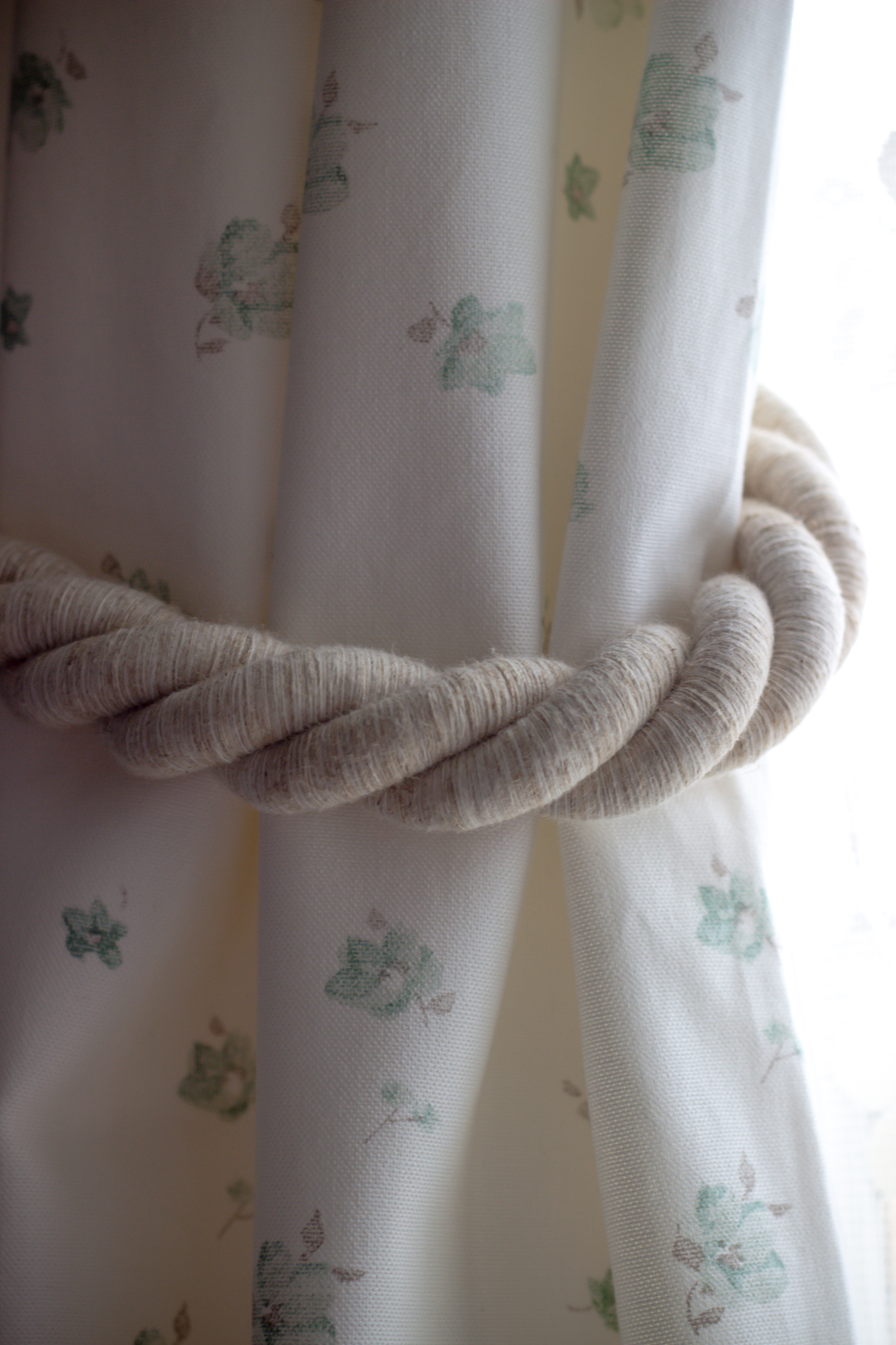 Laura Ashley curtains