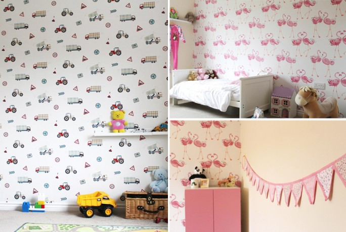 Laura Ashley Kids Room Makeover