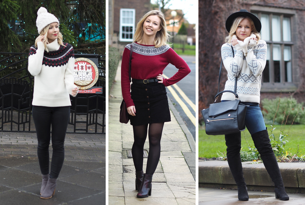 Christmas Jumpers - Fashion Fix: It's Christmas Jumper Time! - Laura Ashley Blog