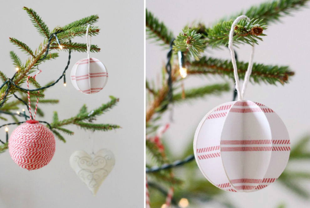 Style Made Simple DIY Christmas Decorations Wallpaper